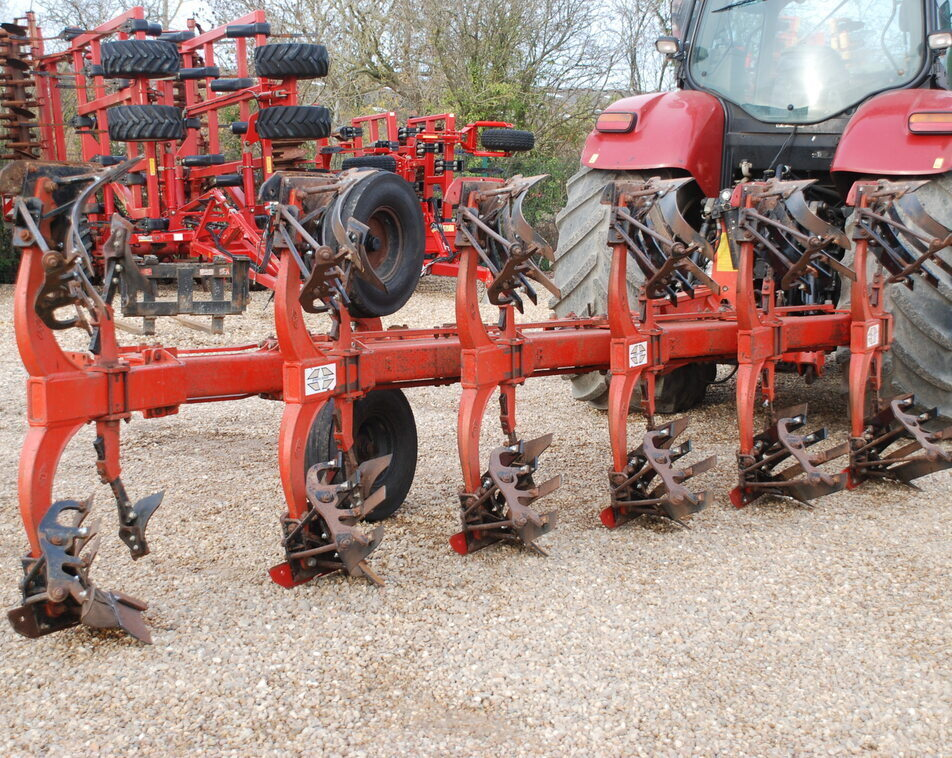 GREGOIRE BESSON 5F PLOUGH For Sale