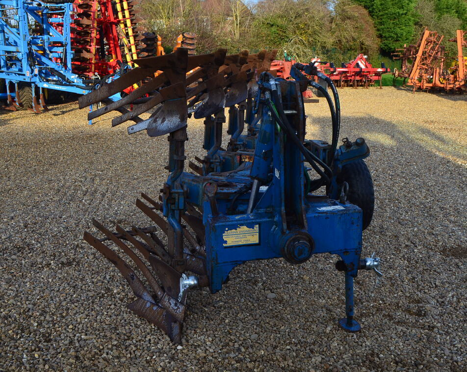 RABE 5F PLOUGH For Sale