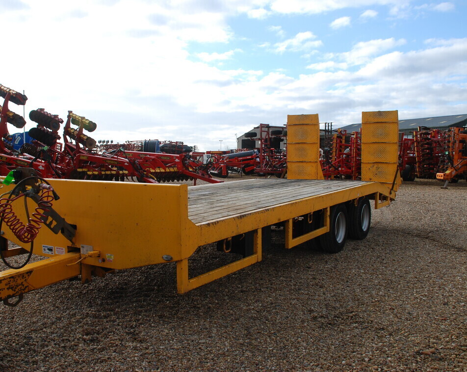 OTHER BALE TRAILER 26ft - Product Image