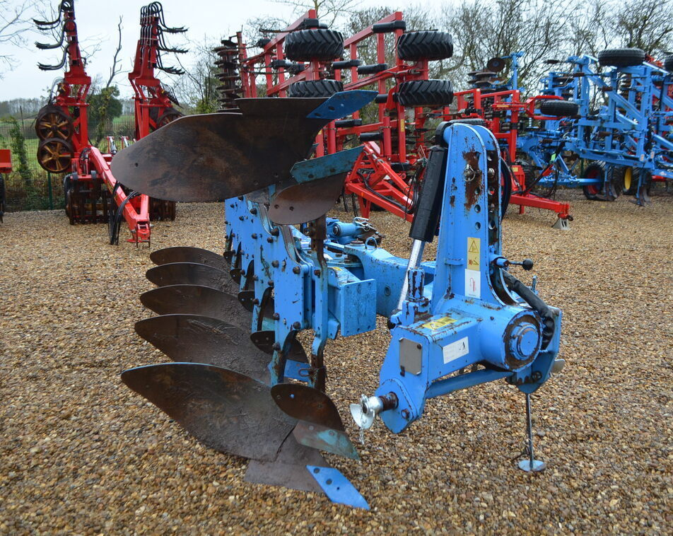 LEMKEN EUROPAL 8 5F For Sale
