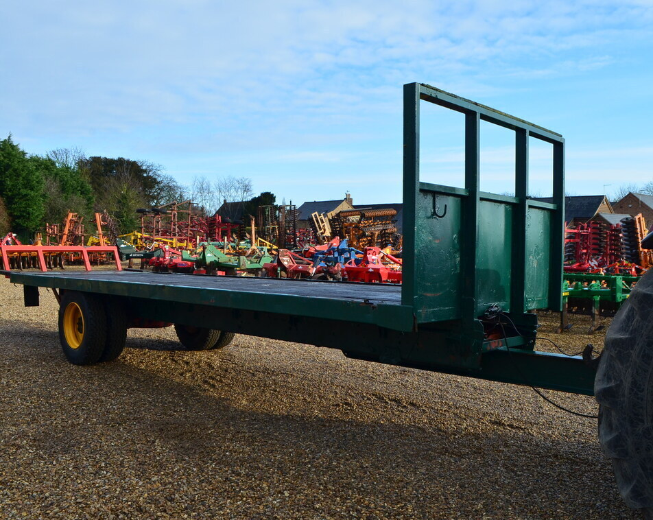 A S MARSTON 14T TRAILER - Product Image