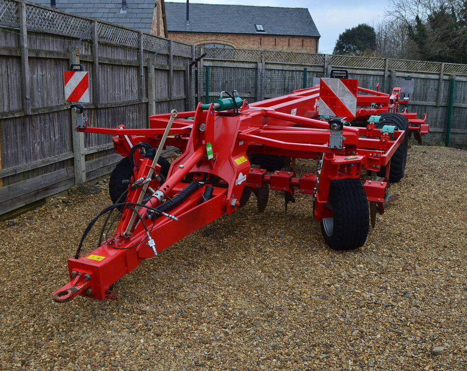 KVERNELAND 3M CTS STUBBLE FINISHER For Sale