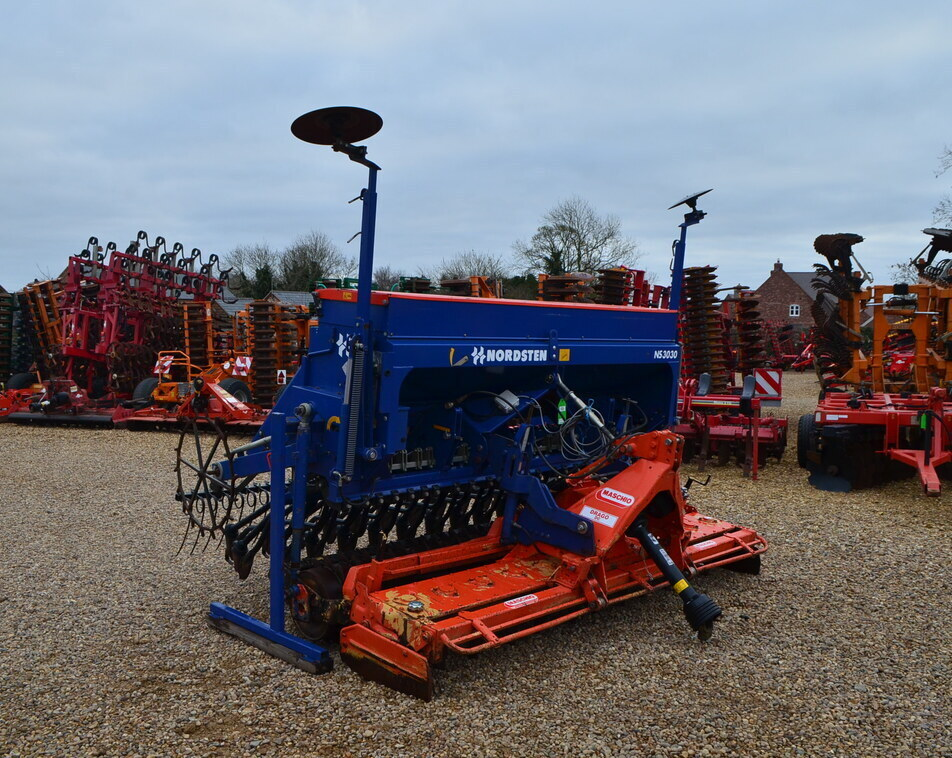 OTHER NORDSTEN COMBINATION DRILL 3M For Sale