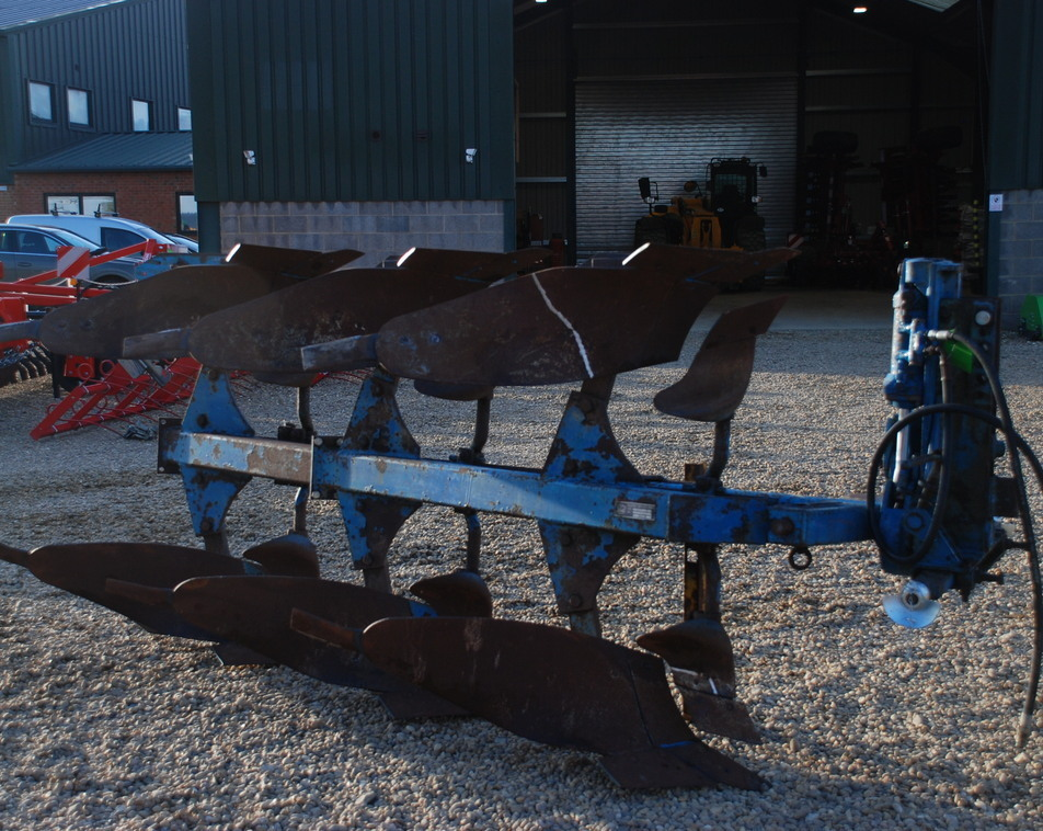 LEMKEN 3F PLOUGH For Sale