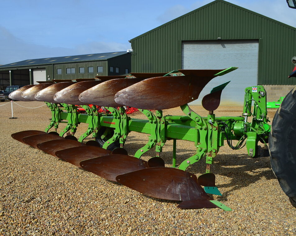 DOWDESWELL DP145 6 FURROW For Sale