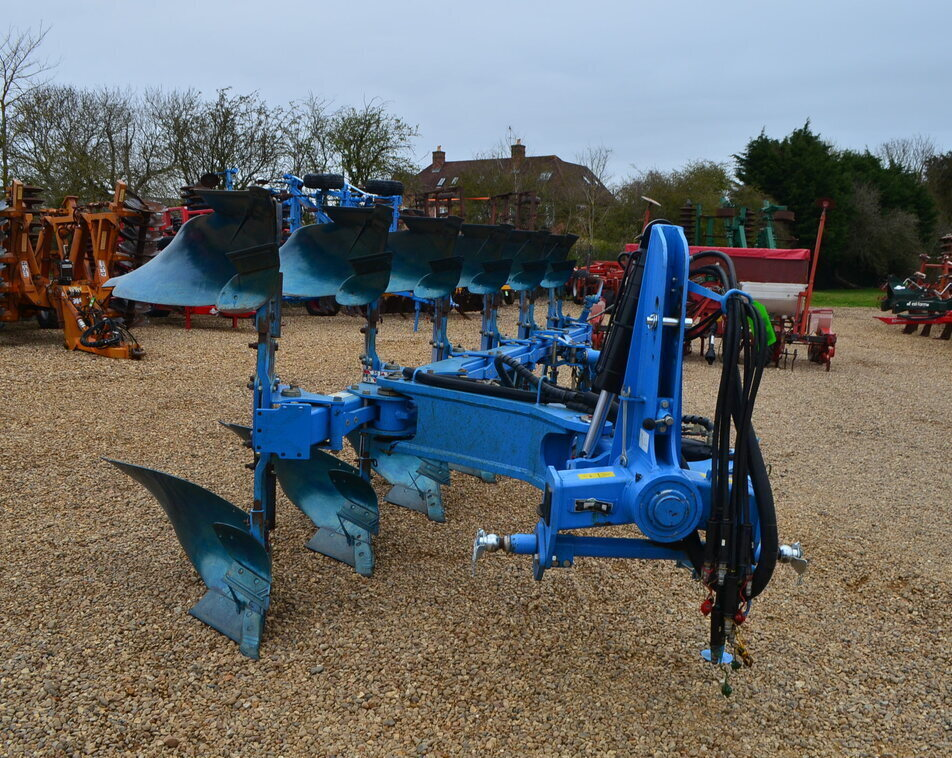 LEMKEN 3F PLOUGH - Product Image