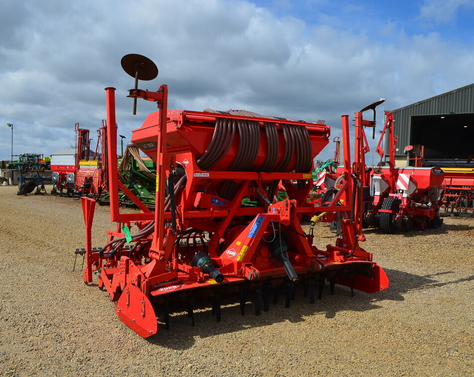 KUHN LC302 COMBINATION For Sale