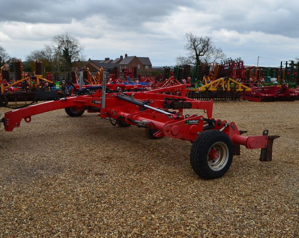 OTHER CULTIVATION SOLUTIONS 8M TOOLBAR For Sale