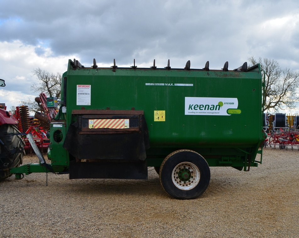 OTHER KEENAN 160 FEEDER WAGON For Sale