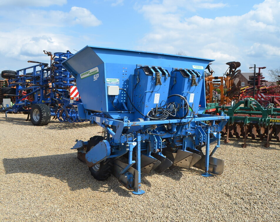 STANDEN QUAD B4 POTATO PLANTER For Sale